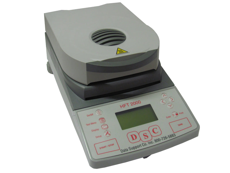 DSC HFT 2000FP™ Digital Fat Tester with Tablet  Computer (For Pure & Raw Ground Pork, Beef or Poultry)