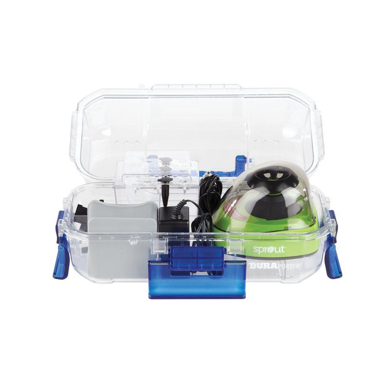 Heathrow Scientific 120569 Sprout Portable Centrifuge Transport Case with Inserts - only