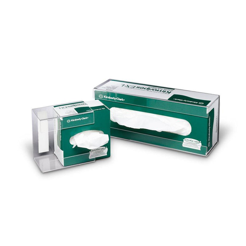 Heathrow Scientific 234522 Lab Wipe Holder, Large, Clear