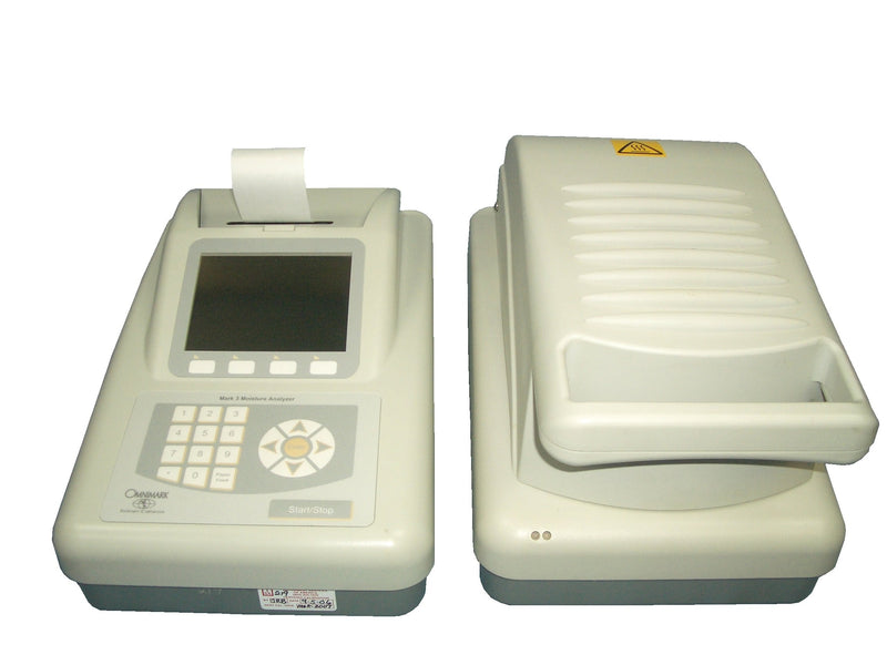 Used Omnimark Mark 3 Moisture Analyzer