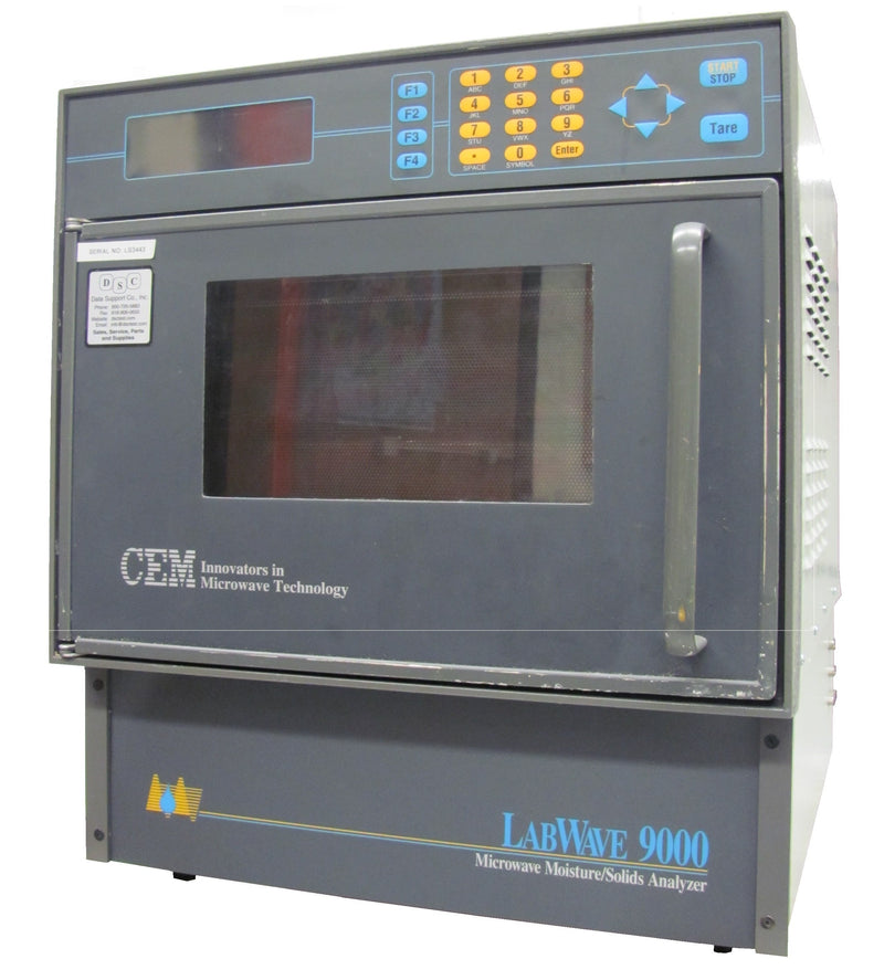 Reconditioned CEM Labwave 9000 with ProFat Progam