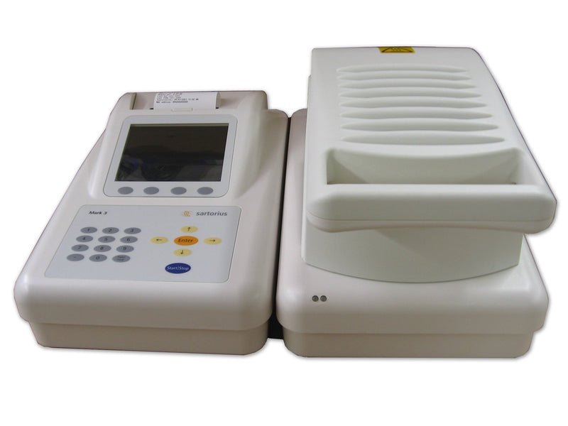 Sartorius Mark 3 HP Moisture Analyzer (Brand New with Full Manufacturer Warranty)