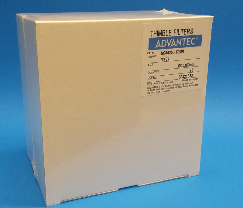 Advantec N08425X29X60MM Timble Filters ID25 x 60mm