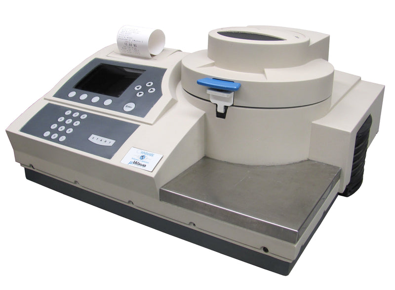 Reconditioned Omnimark uWave Microwave Moisture Analyzer