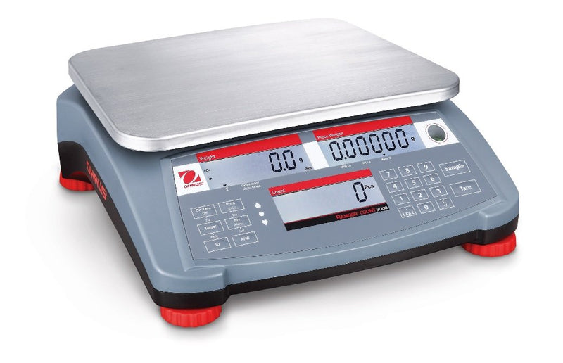 Ohaus RC1P1502 Ranger 3000 Count Scale