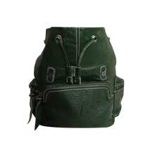 Load image into Gallery viewer, Hunter Green BackPack