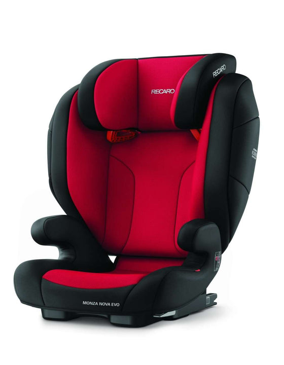 RECARO car seat Monza Nova Evo Seatfix Racing Red - Limpopo.eu