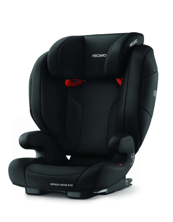 RECARO car seat Monza Nova Evo Seatfix Performance Black - Limpopo.eu