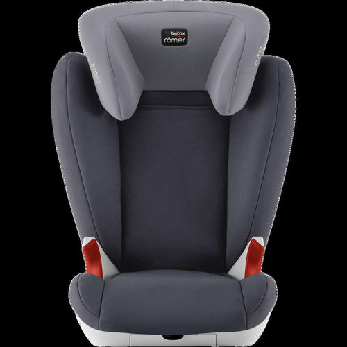 BRITAX car seat KID II BLACK SERIES Storm Grey ZS SB - Limpopo.eu