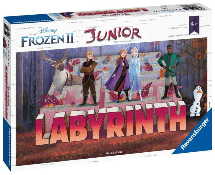 RAVENSBURGER game Frozen 2 Labyrinth, 20498 - Limpopo.eu