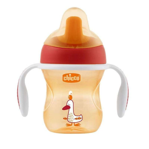 Chicco Mix&Match Art.06921.30 Orange  Krūze 200 ml,  6 m+ - Limpopo.eu