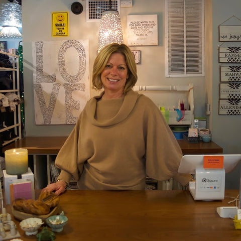 Business owner, small business, gift shop, Ramsey nj