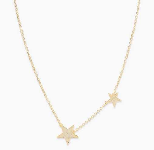 Super Star Gold Necklace