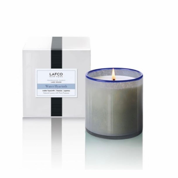 Lafco Water Hyacinth Signature Candle