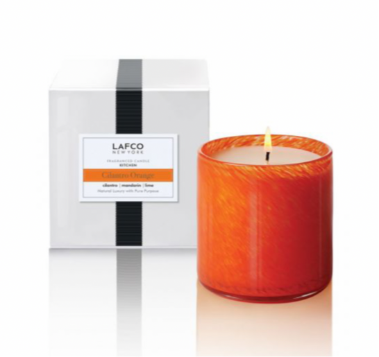 Lafco Cilantro Orange Signature Candle