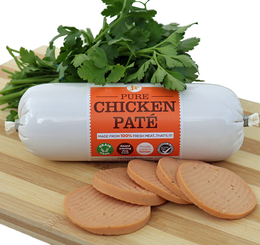 JR Chicken Pate