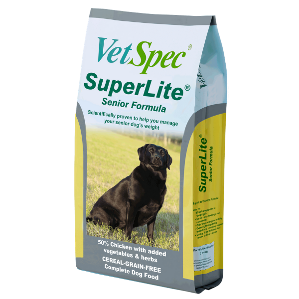 Vetspec SuperLite Senior Formula