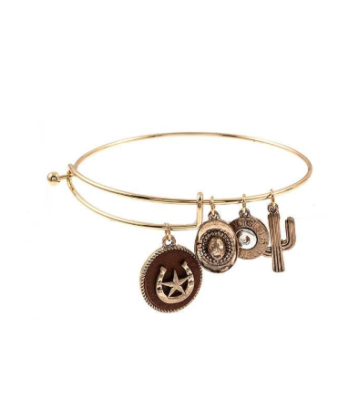 OLD TOWN ROAD CHARM BRACELET