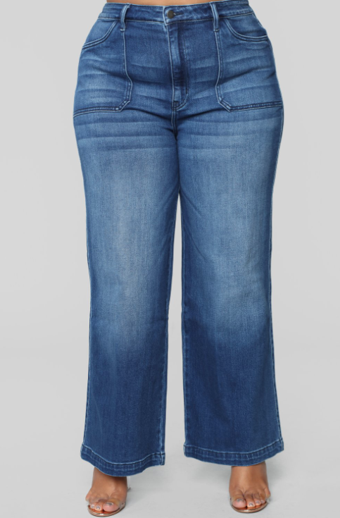 ACAPPELLA HIGH RISE JEANS