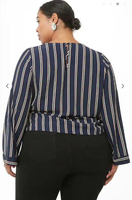 SAMSON STRIPED TOP