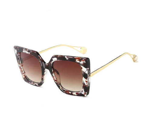 DIAMONDS AND PEARLS SUNGLASSES
