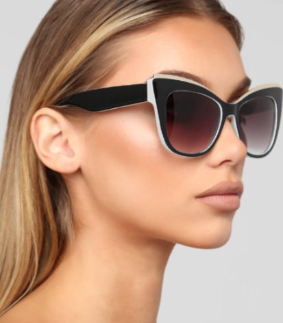 SADIE CATEYE SUNGLASSES