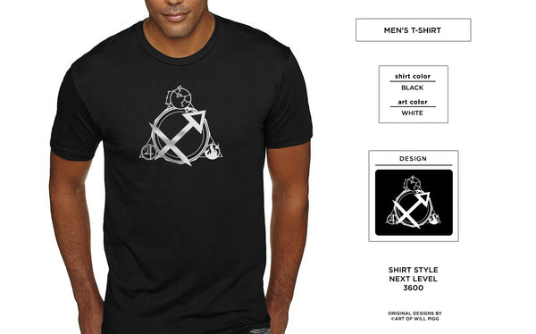 Sagittarius Star Sign T-Shirt