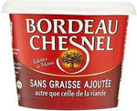 Bordeau Chesnel Pure pork rillettes from Le Mans without added fat 220g