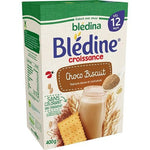 Blédine chocolate-biscuit cereals from 12 months 400g