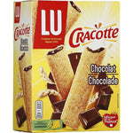 Cracotte Crispy tartine with chocolate filling made in France 200g - Mon Panier Latin