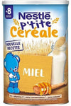 Nestlé Small cereal powder honey from 8 months 400g - Mon Panier Latin
