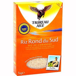 Winged Bull Natural round rice 1kg