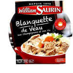 William Saurin Blanquette of veal with mushrooms and rice 285g