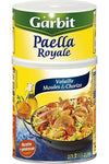 Garbit Paella royale with poultry and seafood and chorizo 940g