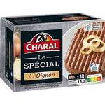 Charal Minced with onion, 15% fat x10 - 1kg