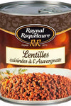 Raynal Et Roquelaure Lentils cooked in Auvergne 820g