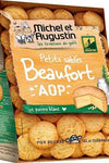 Michel et Augustin Small shortbread cookies with Beaufort AOP and white pepper 100g