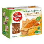 Organic Cereal Multigrain Crackers Without Preservative 145g
