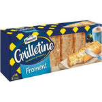 Pasquier Toast Grillettine with Wheat - x18 - 242g