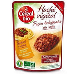 Organic Chopped Vegetable Soy Bolognese Cereal 250g