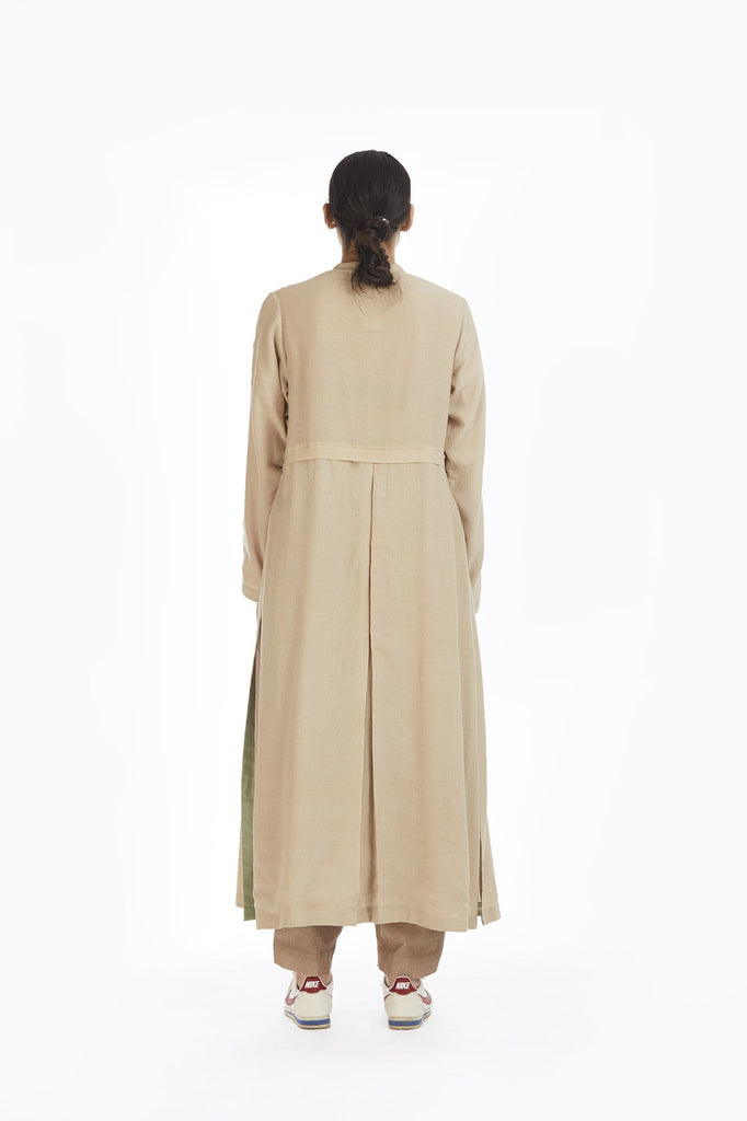 Handwoven Pintuck Bamboo Dress