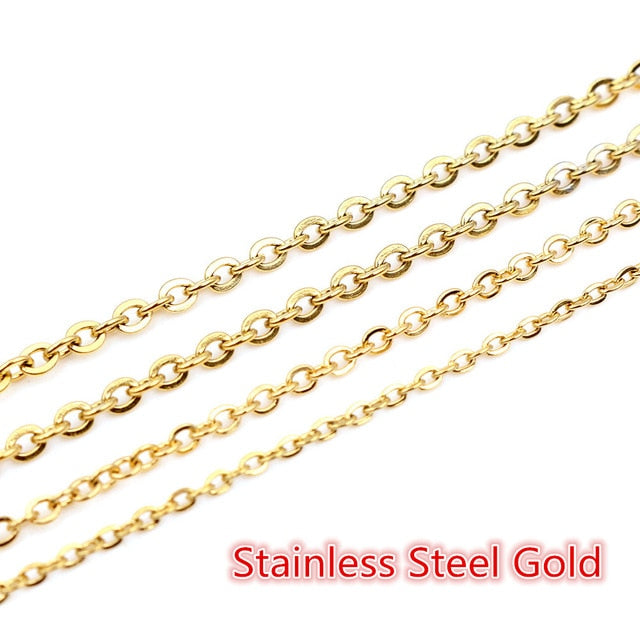 Stainless Steel Gold