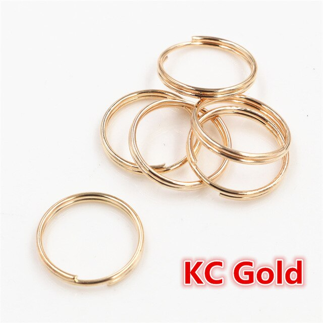Keyrings For Keychains Split Rings 20mm Wholesale (50pcs)