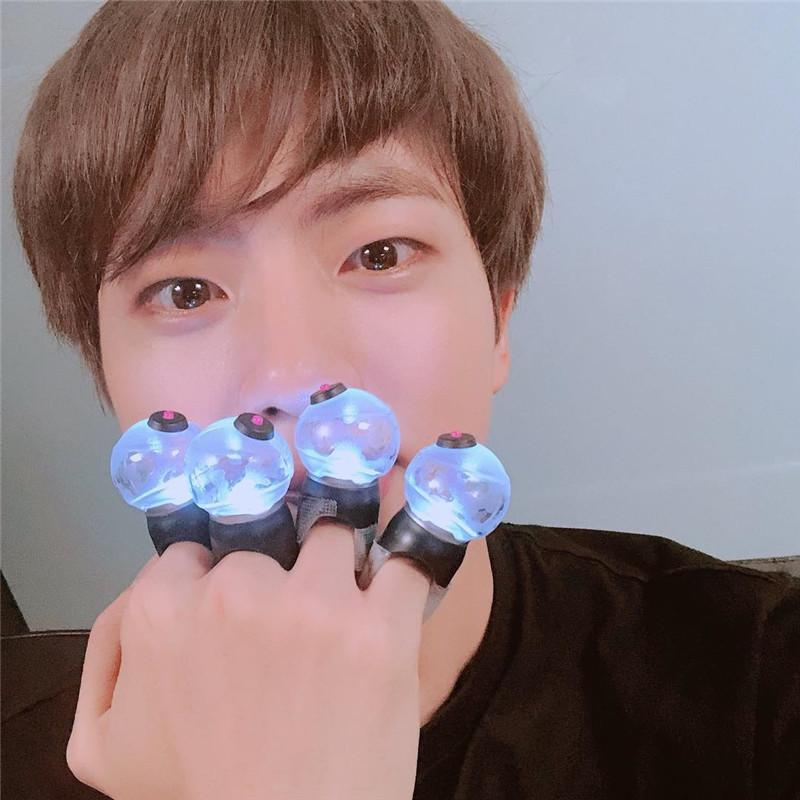 Army Bomb Mini Rings - BTS Accessories