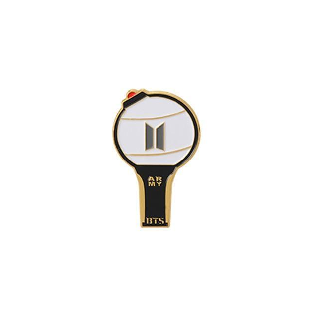 Army Bomb Pin - BTS ARMY MERCH Accessories
