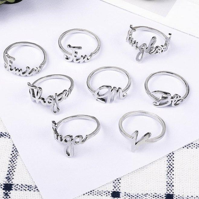 FREE Signature BIAS Rings accessories