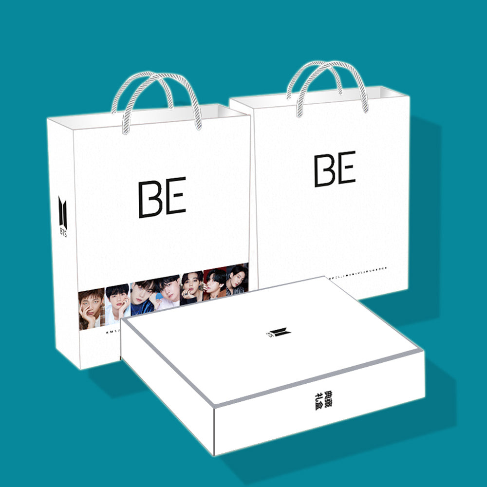 BTS: BE ARMY BOX