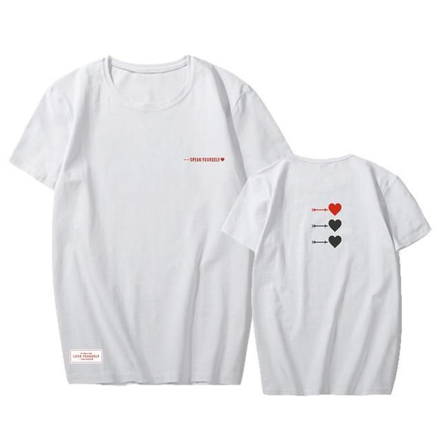 Speak Yourself Concert Tees - BTS ARMY MERCH