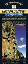 Load image into Gallery viewer, Algonquin - Barron/Achray Map Cover