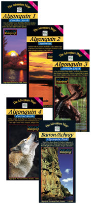 Algonquin Bundle A - 5 Covers
